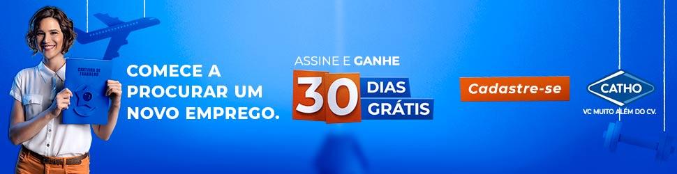 37b50c667429b 30 dicas para aproveitar os 30 dias gratuitos Catho - Portal ...